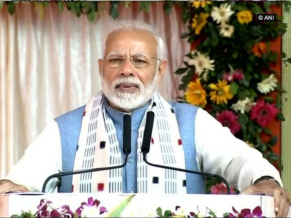 Prime Minister Narendra Modi inaugurated multiple projects in Odisha today