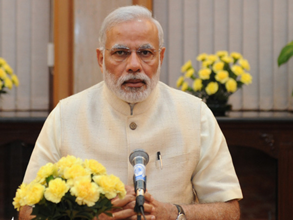 PM Narendra Modi [File Photo/ANI]