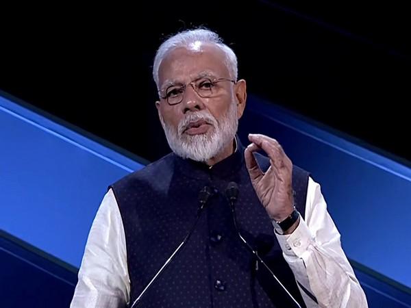 PM Narendra Modi [Photo/ANI]