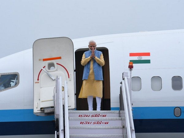 Prime Minister Narendra Modi departs for two-day visit to Bhutan on Saturday morning. (Photo Credits: MEA Twitter)