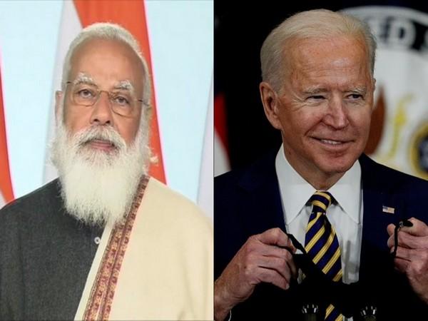 Prime Minister Narendra Modi and US President Joe Biden