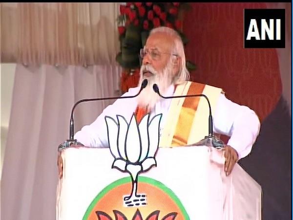 Prime Minister Narendra Modi. (Photo/ANI)