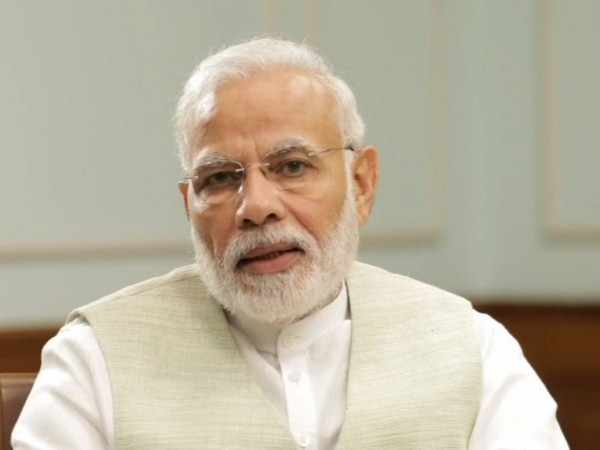 PM Narendra Modi [File Photo/ANI]