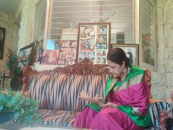 PM Modi's sister from Pakistan Qamar Jahan sent a Rakhi (Photo/ANI)