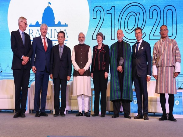 Raisina Dialogue: World leaders praise PM Modi's leadership with respect to global issues