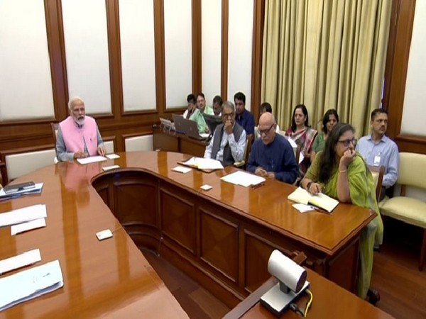 Prime Minister Narendra Modi on Wednesday chaired his thirtieth interaction through PRAGATI. Photo/ANI