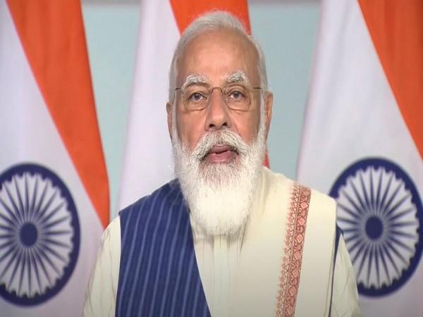 Prime Minister Narendra Modi speaking at Bengaluru Tech Summit, 2020, via video-conferencing on Thursday.