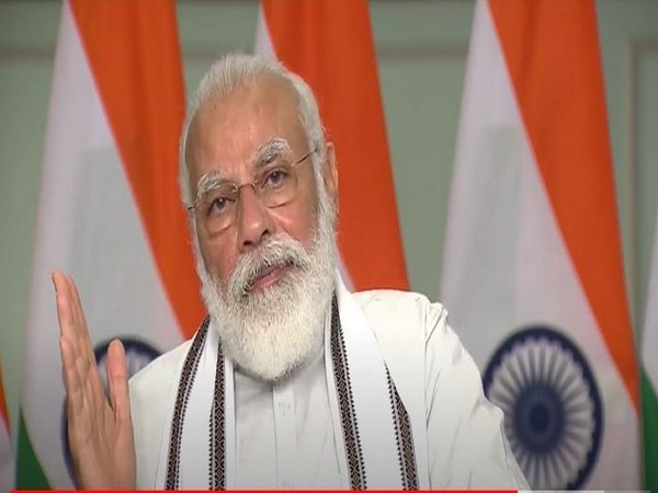 Prime Minister Narendra Modi speaking after inaugurating testing facilities via video conferencing on Monday.