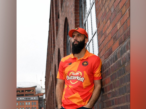 England all-rounder Moeen Ali (Photo/ England Cricket Twitter)