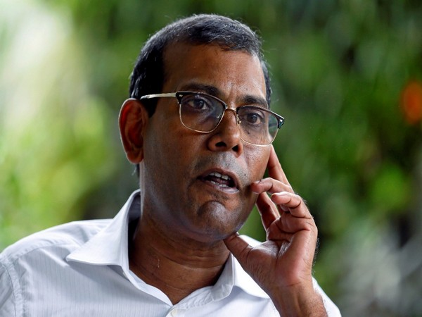 Maldives Speaker of Parliament and former president Mohamed Nasheed