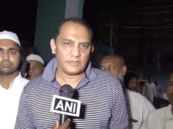 Former India cricketer Mohammad Azharuddin (File Photo)