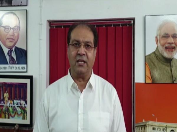 Uttar Pradesh Minister Mohsin Raza. (Photo/ANI)