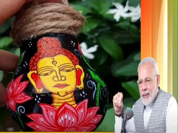 Prime Minister Narendra Modi praised Rourkela girl Bhagyashree Sahu during Mann Ki Baat on Sunday. (Photo Credit: PMO India Youtube)