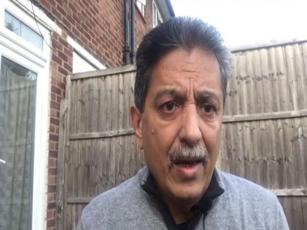 UK-based Mohajir leader Arif Aajaki