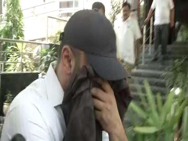 Manpreet (Monty) Chadha being arrested (File Photo/ANI)