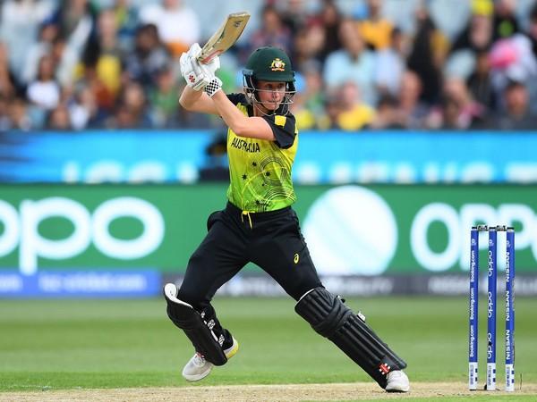 Australia opener Beth Mooney (Photo/T20 World Cup Twitter)