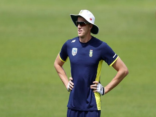 Former South African fast bowler Morne Morkel
