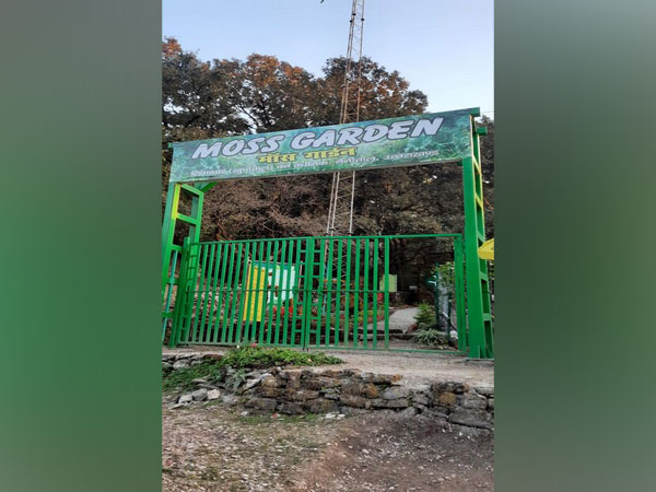India's first moss garden inaugurated in Uttarakhand's Nainital