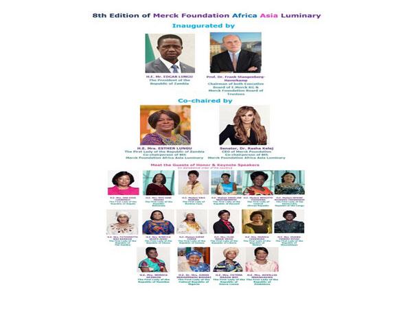 8th Edition of Merck Africa Asia Luminary