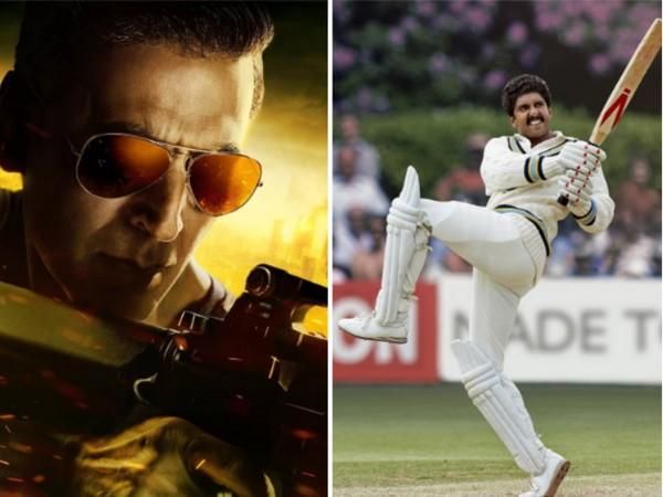 Akshay Kumar starrer 'Sooryavanshi' and Ranveer Singh's '83' to hit theatres this year. (Image source: Instagram)