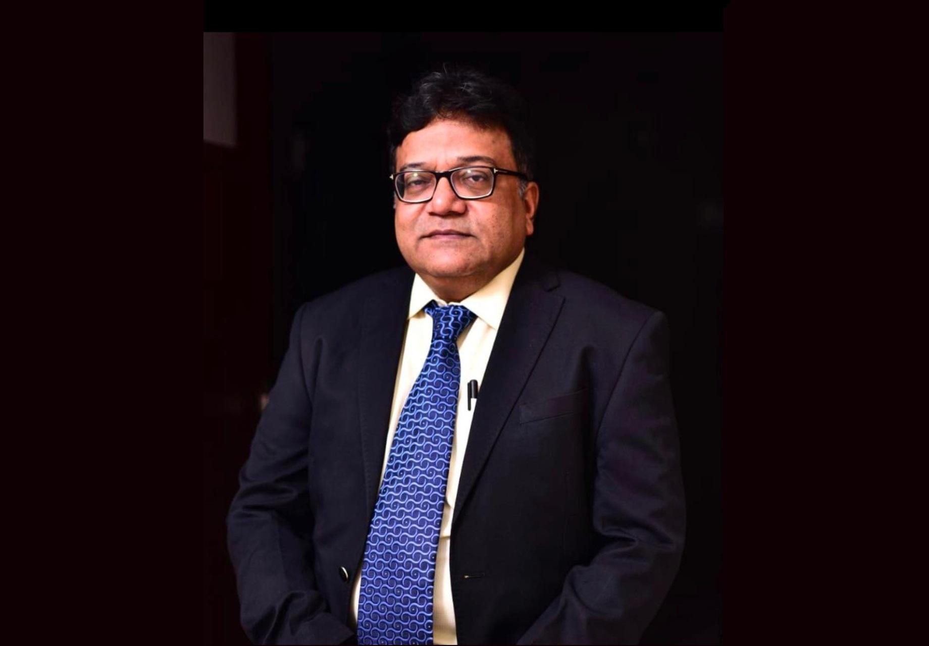 Mr. Abhijit Pati CEO and Director BALCO