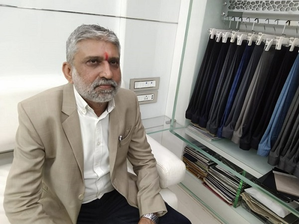 Babubhai S. Ayar, Chairman - Ashish Domestic Garments Manufacturers Association and Ex-Vice President of The Clothing Manufacturers Association of India (CMAI)