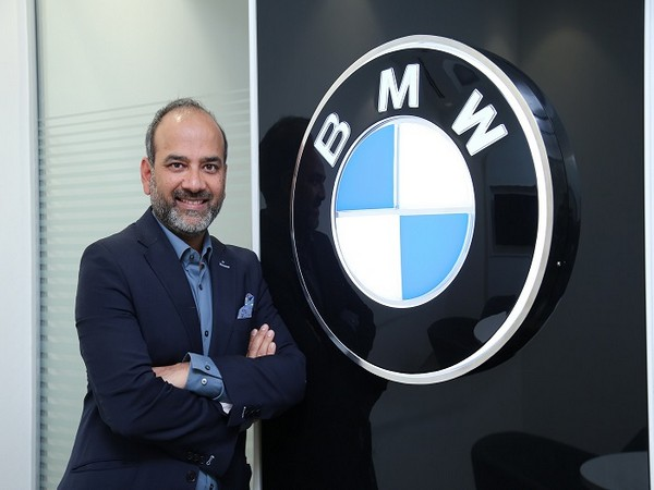 Rudratej Singh, President and CEO, BMW Group India