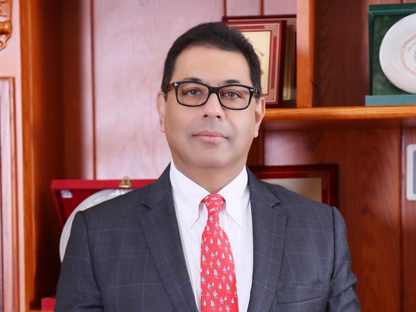 Joey Ghose, Group CEO, Raysut Cement Company