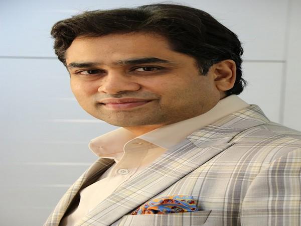 Pradeep Gupta, Founder and Producer of Mahima Productions Limited.