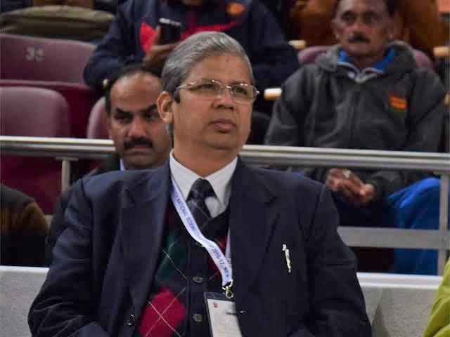 BFI Executive Director Raj Kumar Sacheti