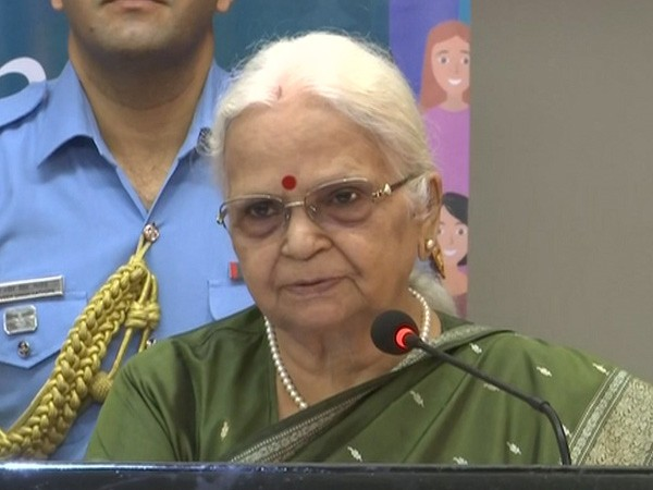 Former Governor of Goa Dr Mridula Sinha (File Photo)