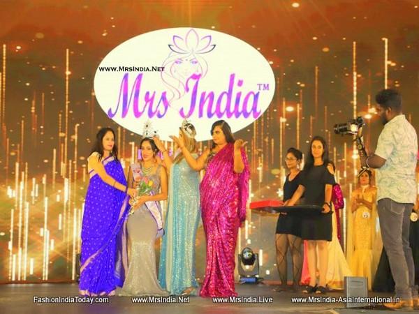 Mrs India 2019 2020 Winner Priyanka Abhishek all set for Mrs Planet