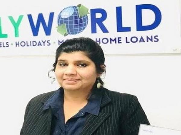 Thara S Namboothiri, Flyworld, Director and Co-founder, Principal Lawyer