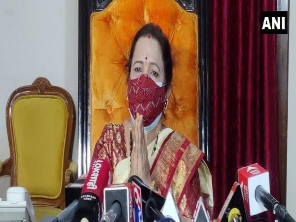 Mumbai Mayor Kishori Pednekar (Photo/ ANI)