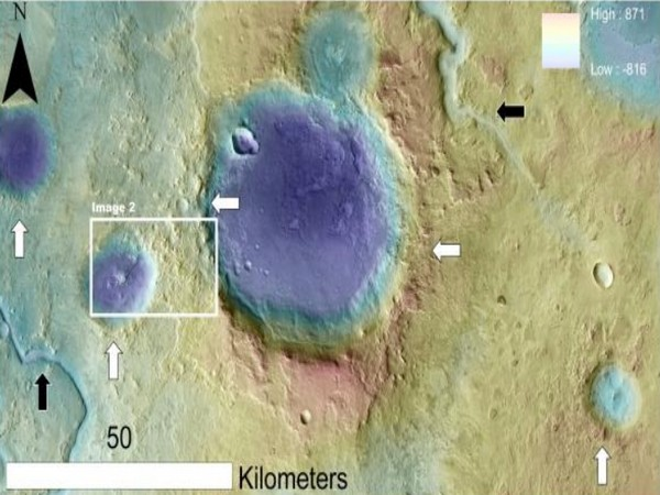 View of an area considered to be part of one of the oldest terrains of Mars (Image source: Planetary Science Institute)