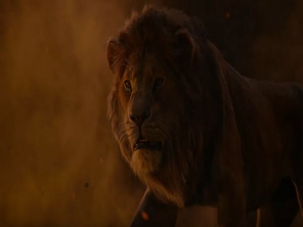 A still from 'The Lion King'