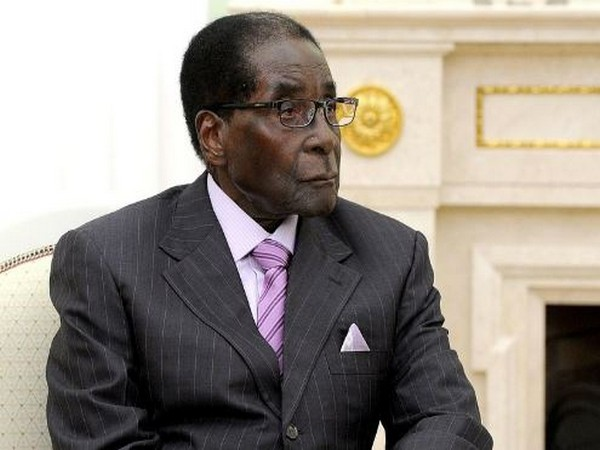 Former Zimbabwe President Robert Mugabe (File photo)