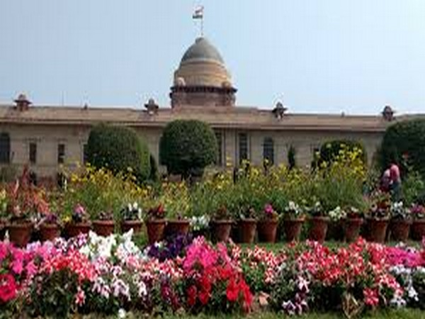 A view of Mughal Gardens in New Delhi (File Photo)