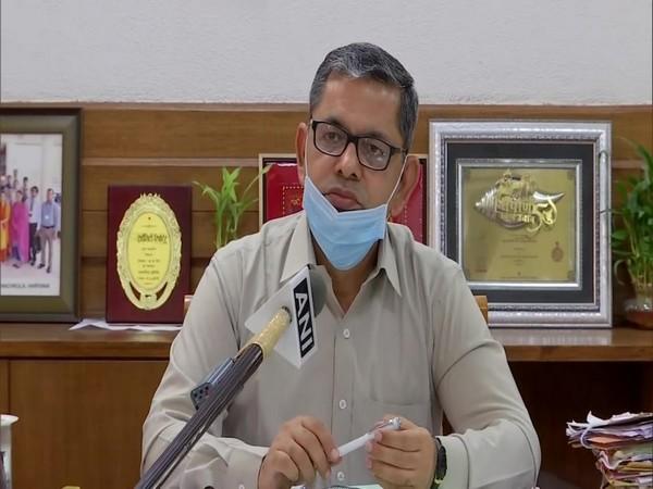 DC Panchkula Mukesh Ahuja. (File Photo)