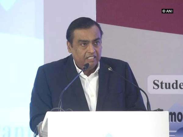RIL chairman and Managing Director Mukesh Ambani