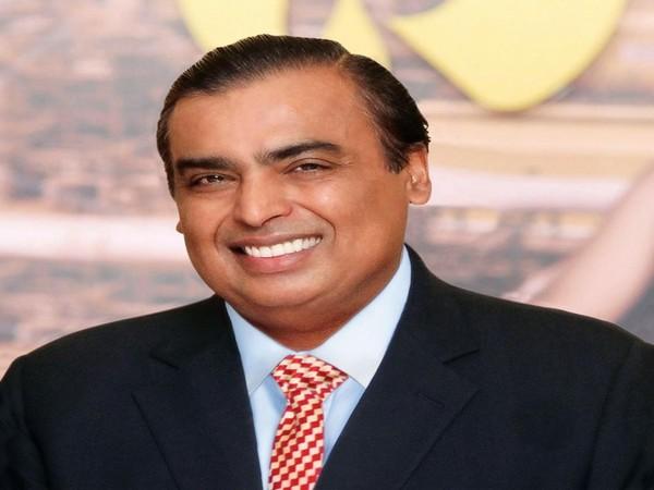 Mukesh D. Ambani, Chairman and Managing Director, RIL