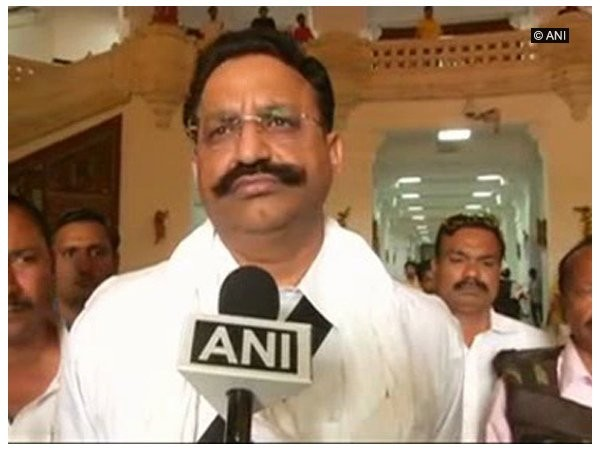 Ex-BSP MLA Mukhtar Ansari (File Photo)