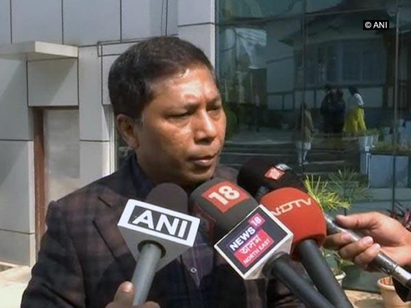 Former Chief Minister of Meghalaya Mukul M Sangma (File Pic)