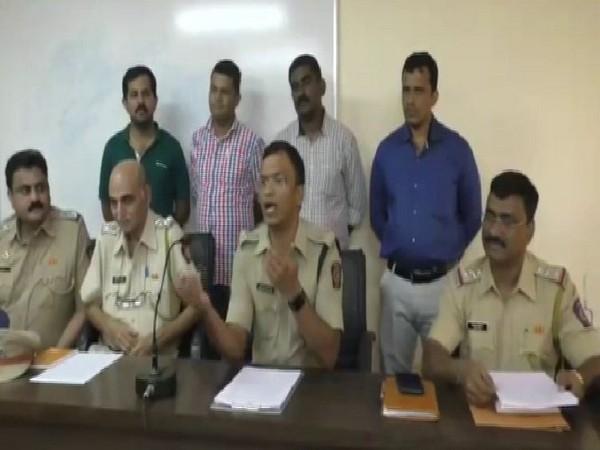 Akhilesh Singh, DCP while talking to media on the murder of woman murdered in Ghatkopar, Mumbai.