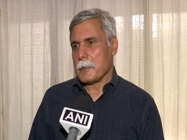 Sanjay Pandey, DG Maharashtra Security Corporation speaking with ANI on Thursday.