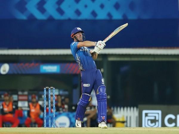 Mumbai Indians batsman Chris Lynn (Photo/ IPL Twitter)
