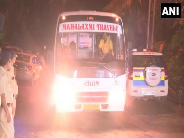 Karnataka rebel MLAs returned to Renaissance - Mumbai Convention Centre Hotel late last night