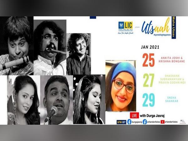 Utsaah MahaUtsav presented by LIC India Forever