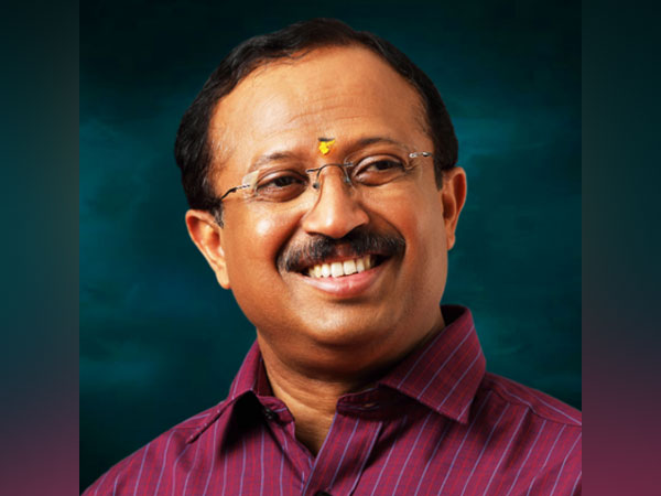 Minister of State for External Affairs VMuraleedharan (Photo credit: His Twitter account)