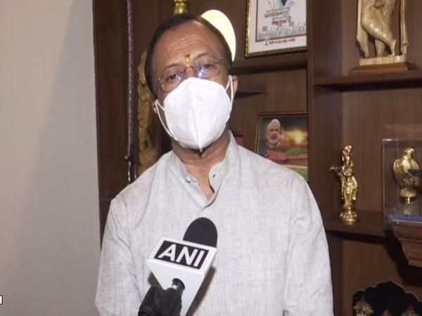 Union Minister V Muraleedharan (Photo/ANI)